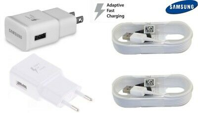 Original Samsung Adaptive Fast Wall Charger For Galaxy S6 S7 Edge Note 4 Note 5