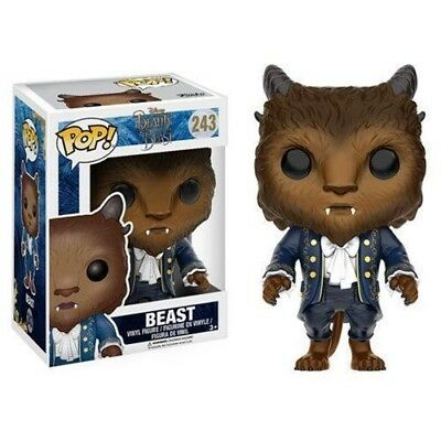 Funko Pop! 243 Disney Beauty and the Beast - Beast vinyl figure