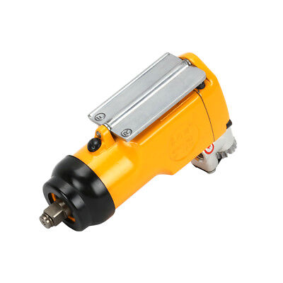 3/8'' Drive Air Impact Wrench Butterfly Pneumatic Power Tool 10000rpm 75ft/lbs