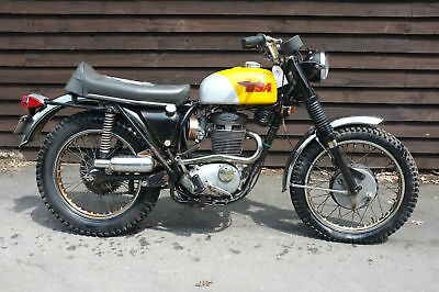 BSA B44 B 44 441 Victor Special 1970, totally original BARN FIND *A MUST SEE*