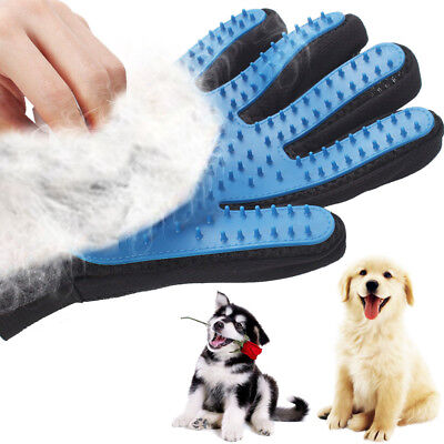 Grooming Cleaning Glove Hair Glove Comb Pet Dog Cat Hair Removal Brush Massage