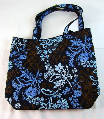 Vera Bradley Java Floral Tote NEW WITH DEFECTS