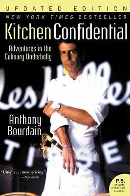 Kitchen Confidential - Bourdain, Anthony - New Paperback Book