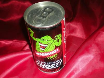 "28 Yrs Old 1989 Ghost Busters ""ghost In A Coca Cola Can"" Columbia Pictures Inc."