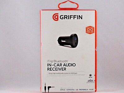 NEW Griffin iTrip Bluetooth In-Car Audio Receiver