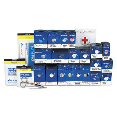 50 Person Ansi A+ First Aid Kit Refill, 241 Pieces