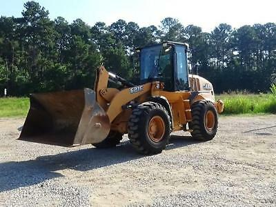 2011 CASE 621E Wheel Loader
