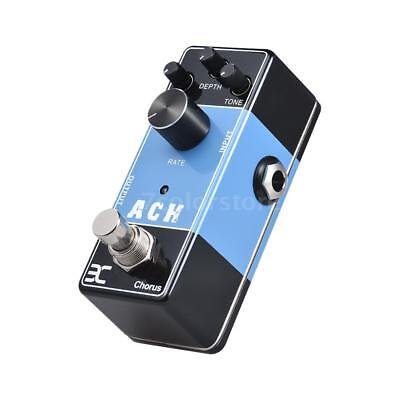 ENO EX Acoustic Guitar Effects Pedal Series ACH Chorus Effect Pedal NEW Z4O0