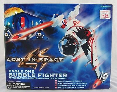 Lost in Space Eagle One Bubble Fighter, Trendmasters 1997