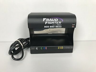 Counterfeit Detector - Uveritech Fraud Fighter UV-16 Model HD8X2-120A