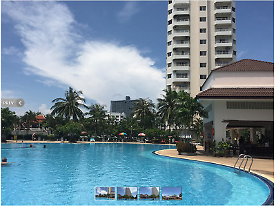 Thailand Apartment  Holiday rental for 2 people