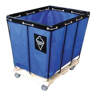 Basket Truck,12 Bu. Cap.,Blue,36 In. L TOUGH GUY 33W323