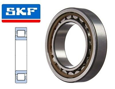 SKF - NJ Series Single Row Cylindrical Roller Bearings - New