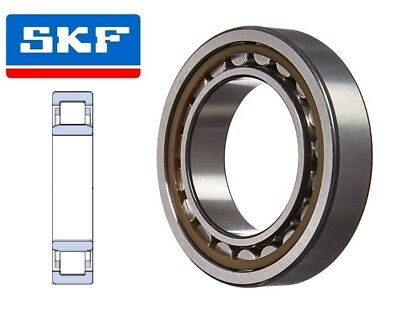 SKF - NU Series Single Row Cylindrical Roller Bearings - New