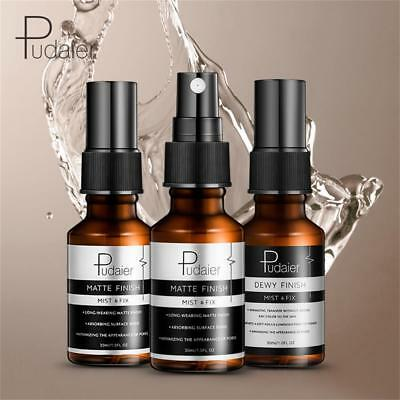30ML Waterproof Fix Foundation Long Lasting Oil-control Pudaier Fixing Spray