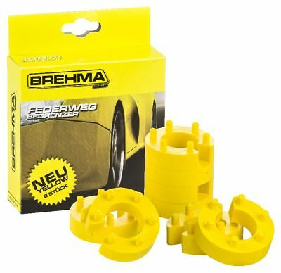 Federwegsbegrenzer Yellow Stick 22mm Set 8x Federwegbegrenzer universell passend