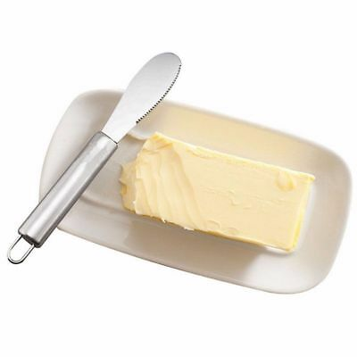 Scraping Cheese Blade Stainless Steel Spatula Butter Knife Sandwich Spreader