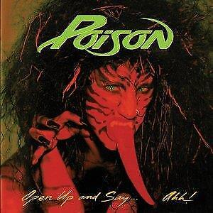 Poison - Open Up And Say Ahh (VINYL ALBUM)