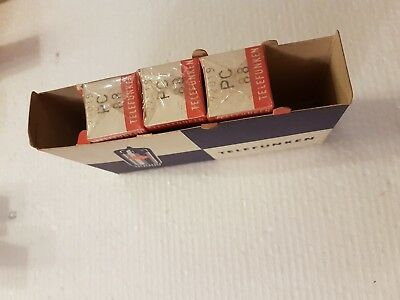 PC88 / Telefunken / 3 pcs / NIB / NOS / Sealed
