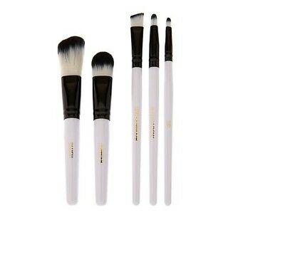 New Signature Club A by Adrienne Professional Makeup Artist's Brush Set 5 pieces