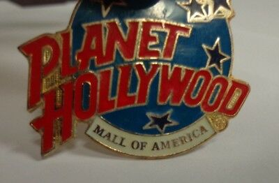 Planet Hollywood Pin Mall of America Lapel