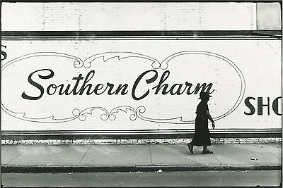 Elliott ERWITT: Southern Charm, Alabama, 1955 / Silver / Printed 1977 / SIGNED!