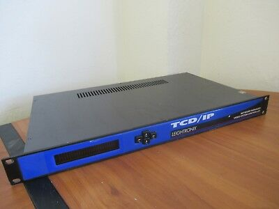 Leightronix TCD/IP Network Managed Video System Controller #6168 R