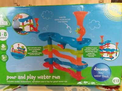 ELC Pour And Play Water Run