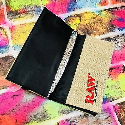 RAW Smoker's Wallet | RAW Tobacco Pouch
