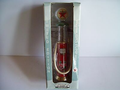 Gearbox Limited Edition Wayne Gas Pump Replics Texaco Heavy Die Cast Metal