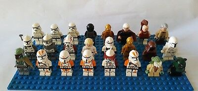 LEGO Star Wars Mini Figures-Droids & Accessories x 46