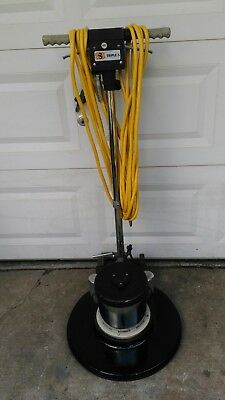 Triple S 20 Inch 175 RPM Slow Speed Floor Machine With New Pad Driver