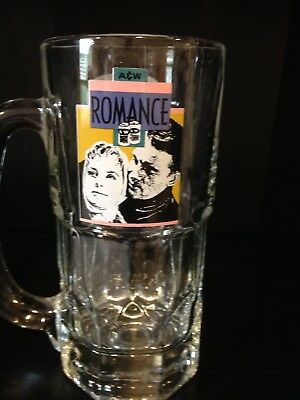 "A&w Root Beer 7""  Mug (Scene From Titanic?)"