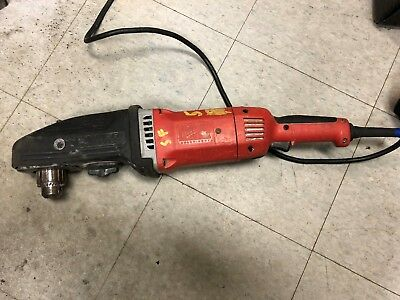 Milwaukee 1680-20 Super Hawg 1/2 Inch Angle Drill