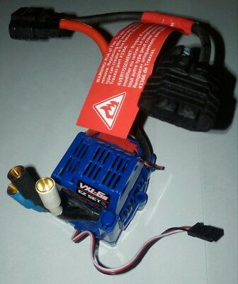 Rc Traxxas X Maxx Vxl-6S Brushless Esc In Excellent Used Condition