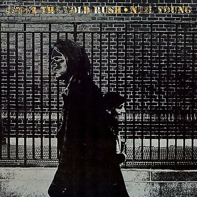 NEIL YOUNG  AFTER THE GOLD RUSH REMASTERED HDCD CD NEW unsealed part of box set