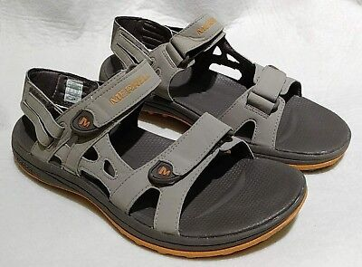 a98108f0efad5d Brand New Merrell Casual Hiking Trail Sport Sandal Mens Shoes Size 10   11    12