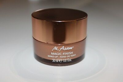 M.Asam , Magic Finish, MAKE-UP MOUSSE Faltenfüller, 30 ml , NEU & versiegelt.