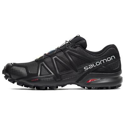 New Salomon Speedcross 4 Men's Trail Running Trainer Shoes Sports