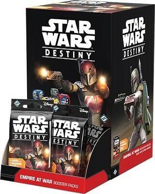 Star Wars Destiny: Empire at War Booster Box:  Dice and Card Game, Sealed