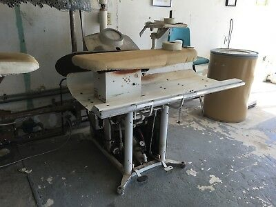 Forenta Fastback Silky Hothead Press Dry Cleaners