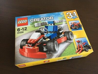 Lego City Sports Car 8402 Very Rare Retired Set 100 Complete W