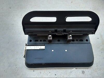 ACCO Swingline Heavy Duty 2 Hole Punch