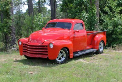 1951 Chevrolet Other Pickups -- 1951 Chevrolet 3100  2800 Miles Red  350 Auto, custom paint