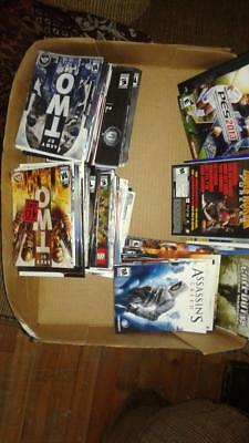 Choose Sony PlayStation 3 Manuals PS3 From Large List Various Languages