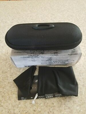Oakley Factory Ballistic Large Soft Vault Sunglasses Case Black