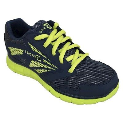 091bce14930c NEW S SPORT By Skechers Boys  Performance Athletic Shoes Sz. 5 ...