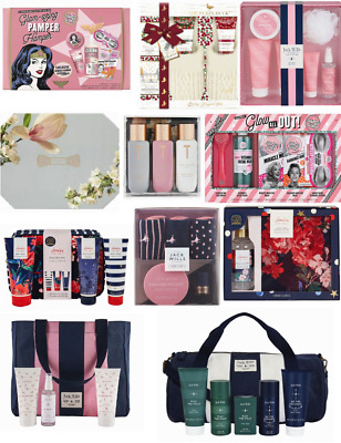 Jack Wills Gift Sets Fragrance Sanctuary Toiletries Gym Bags