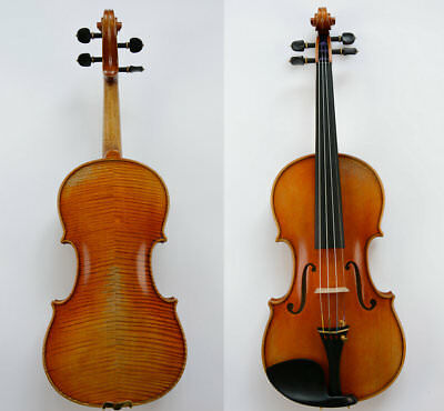 Master Violin Stradivari Violin Copy Amazing Sound For Soloist Use #569