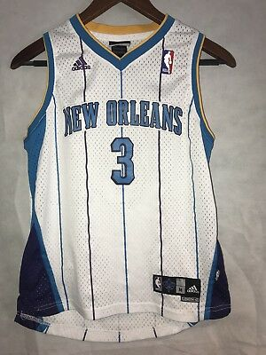 size 40 5b6c1 80214 CHRIS PAUL NEW Orleans Hornets Jersey Youth Vintage - $22.99 ...